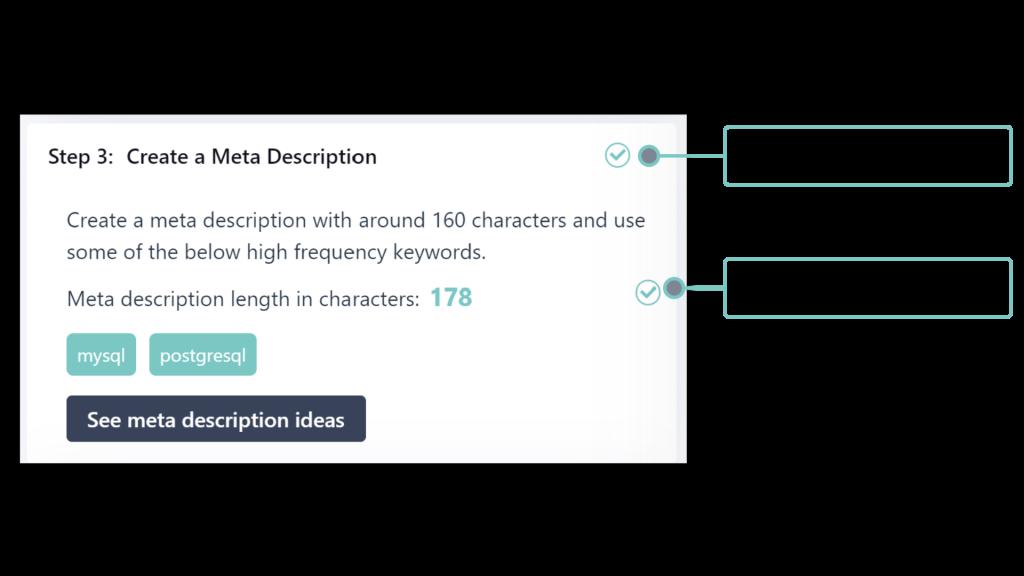 Create Meta Description