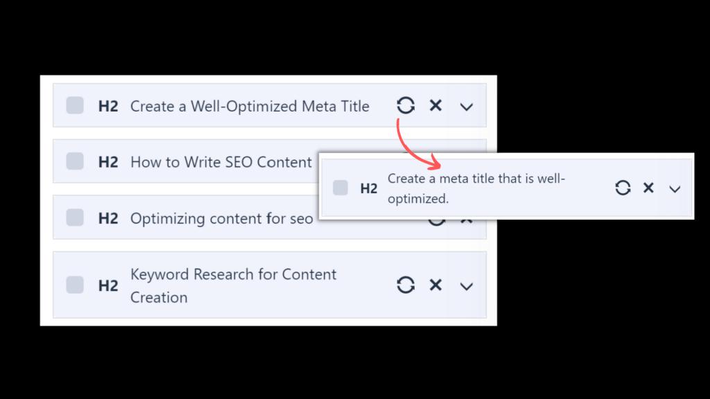 Create Meta Title