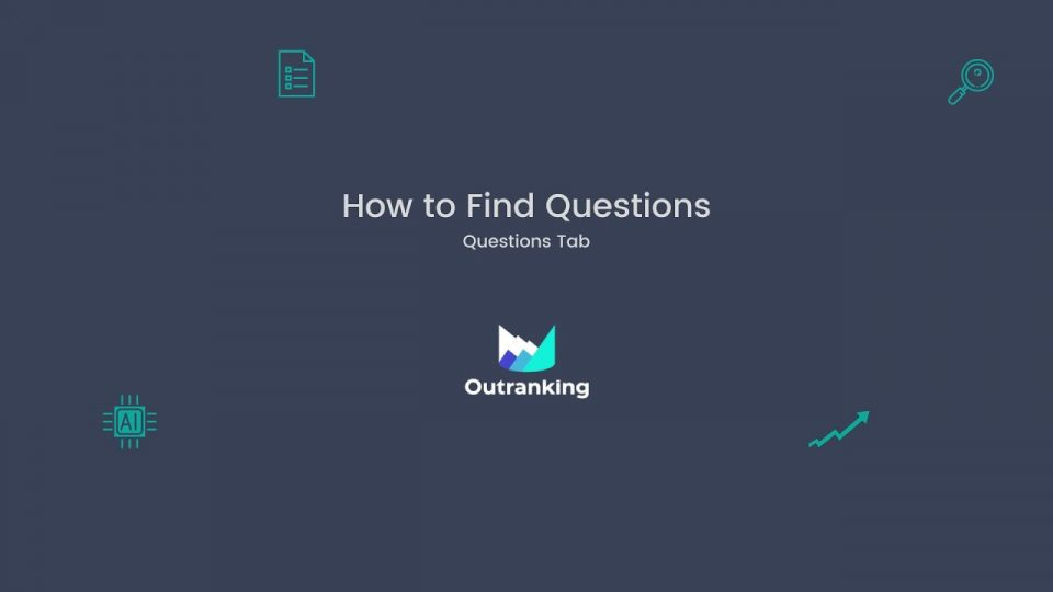 How to find questions