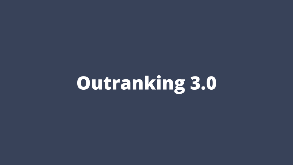 Outranking 3.0 Release – AI WRITE, 13 languages, workflow improvements, and new features