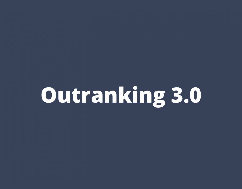 Outranking 3 0